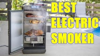 Best Electric Smoker 2019 | Electric Smoker Review