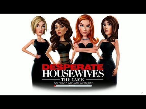 Desperate Housewives: The Game ( Android / IOS ) Gameplay HD