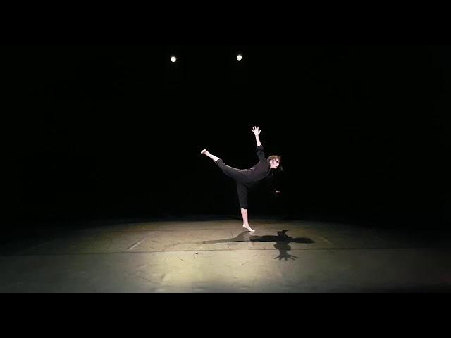 I can hardly wait   Rebekka Scharf Choreo