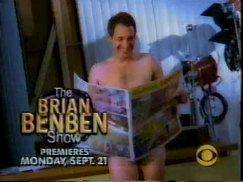 August 1998 - Promo for Premiere of 'The Brian Benben Show'