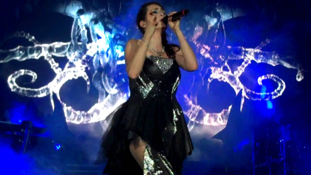 within temptation ice queen live 2014 hamburg hydra world tour youtube. Black Bedroom Furniture Sets. Home Design Ideas