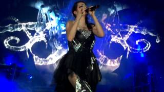 Within Temptation - Ice Queen Live 2014 Hamburg Hydra World Tour