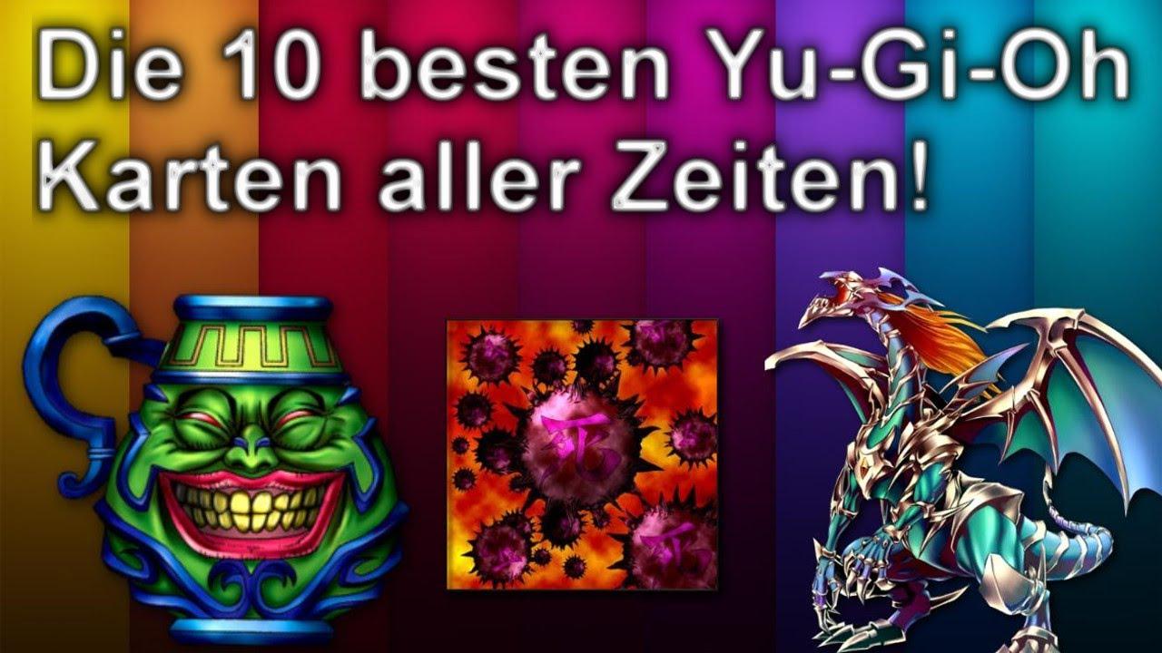 Yu Gi Oh Top 10 Karten Aller Zeiten Youtube