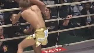 Topnoi TigerMuayThai vs Kai Asakura @ RIZIN 13 Highlights
