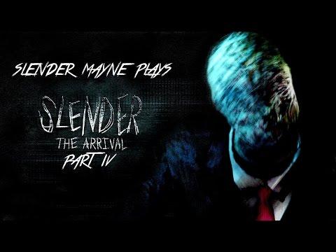 Slender Mayne plays Slender: The Arrival [Part IV]