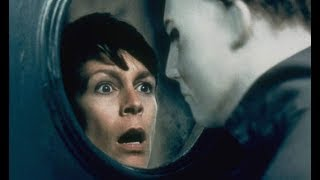 JAMIE LEE CURTIS DISSES BILL COSBY WHILE PROMOTING NEW HALLOWEEN FILM
