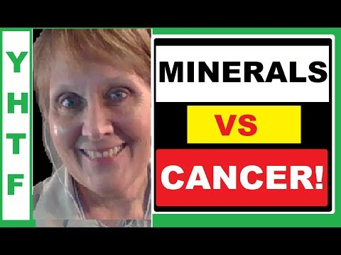 Minerals + People = No Cancer 🌷🌷🌷🌷🌷🌷🌷🌷