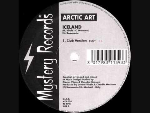 Arctic Art - Iceland [Ice Version]