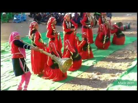 dj Pahari Nati Dance Video. by Sonu Chauhan and Raja