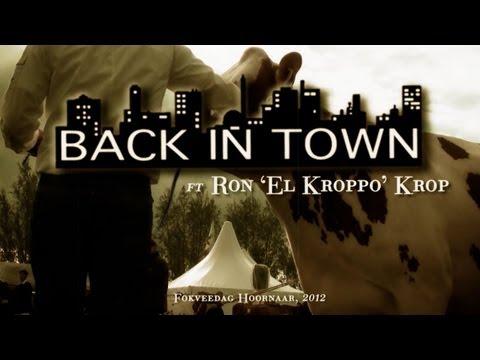 Fokveedag Back in Town (Acoustic) ft Ron 'El Kroppo' Krop