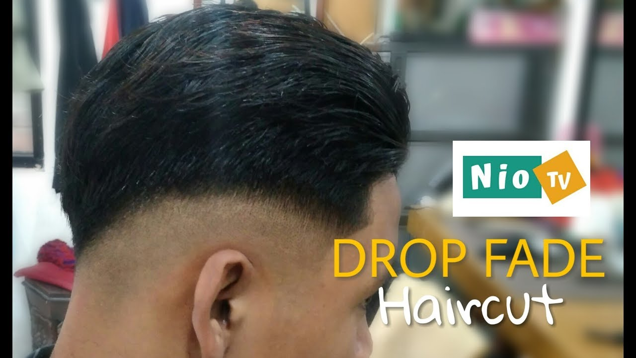 Drop Skin Fade Model Rambut Pria Keren Youtube