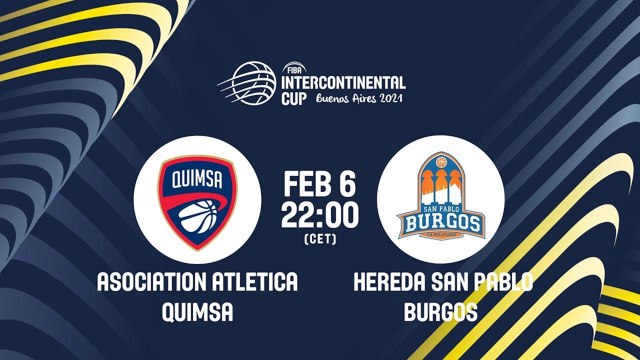 Quimsa vs Hereda San Pablo Burgos