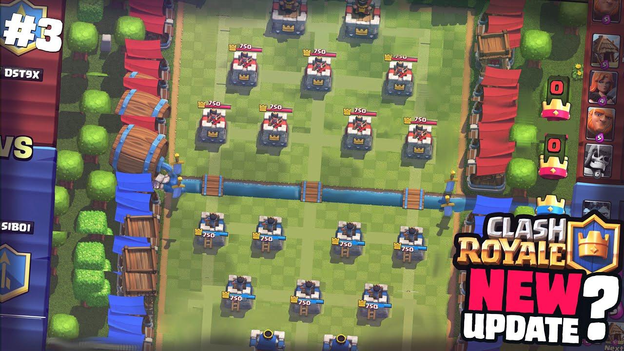 Clash Royale! | Nueva Actualización | Nuevas cartas, Guerra de Clanes ...