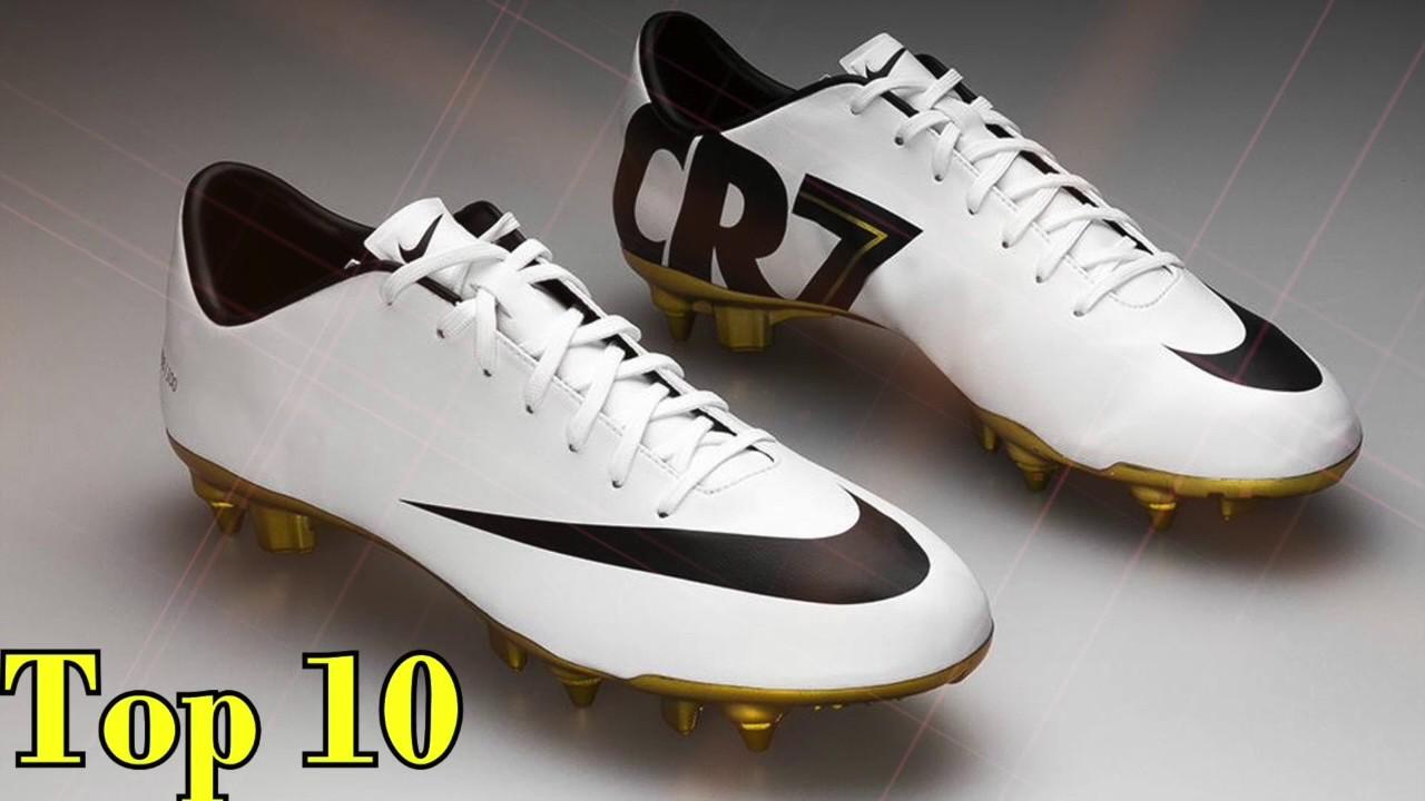 d1b08bdc3ec1 top 10 Most expensive Soccer Boots - YouTube