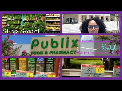 💜TIPS ON HOW TO SHOP FOR ORGANIC/NON GMO GROCERY ON A BUDGET | PUBLIX GREENWISE💜