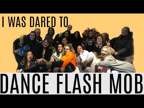 I was dared to Dance Flash Mob in Ikea: Vlog 5