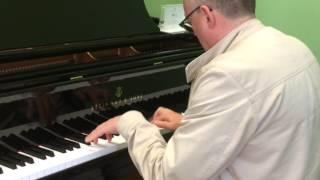 Philippe Laudet Piano Solo 2017-Pasadena