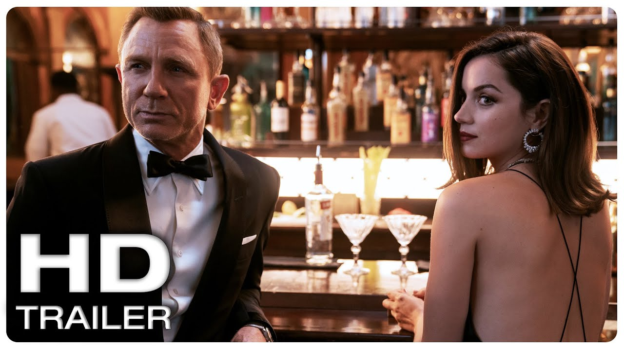 "Download JAMES BOND 007 NO TIME TO DIE ""Bond's Last Mission"" Trailer (NEW 2021) Daniel Craig Action Movie HD"