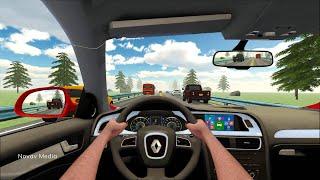 Traffic Racing in Car Driving Free Racing Game screenshot 3