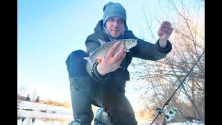 Первая рыбалка по открытой воде 2021 Верхняя Москва река