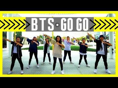 BTS (방탄소년단) - Go Go (고민보다 Go) Full Dance Cover by SoNE1