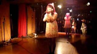 2010年4/14日 目黒食堂ライブ.