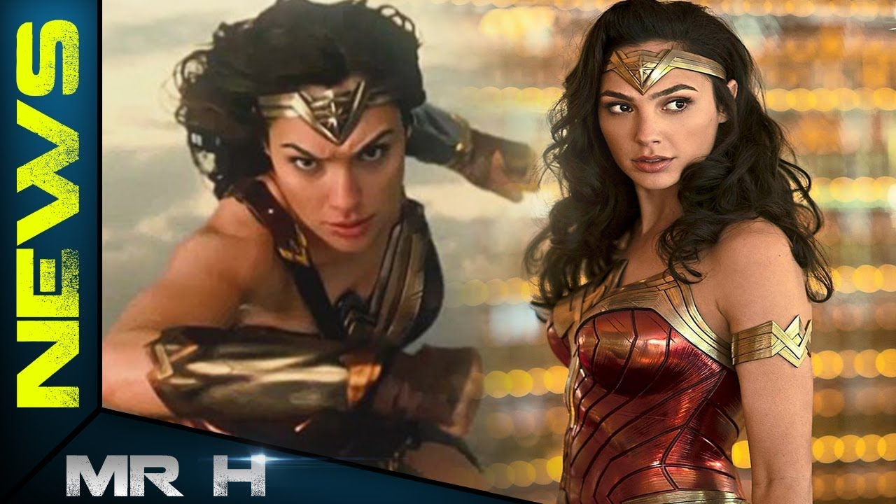 Wonder Woman 1984 SDCC NEWS Footage Description