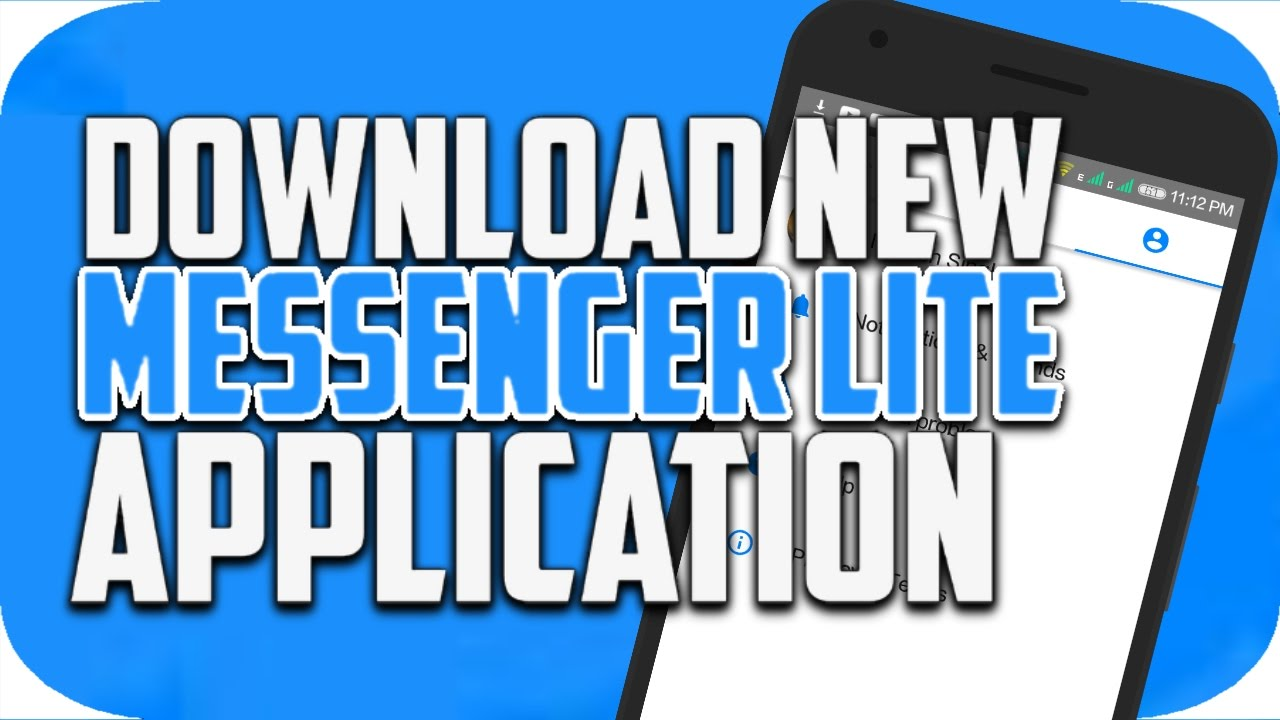 How To Download New 4 MB Messenger Lite App In Any Country ?