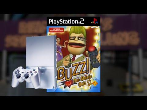Gameplay : Buzz Das Musik Quiz [Playstation 2]
