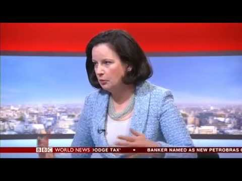 CJHM On The Newspaper Review BBC World News 09 / 02 / 2015