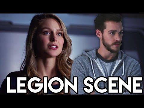 Mon-El Legion of Superheroes Scene - Supergirl 3x09 FINALE Scene Breakdown