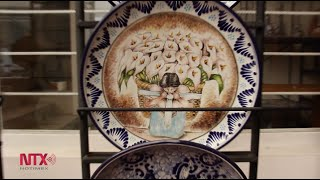 Talavera, de las artesanías más representativas de México