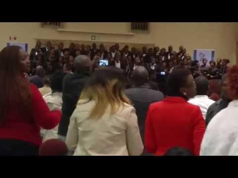 Mbabane Methodist Church Choir - Phakama Ngelozi