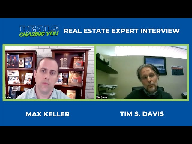 Expert Interview - Tim Davis - Deals and Lending