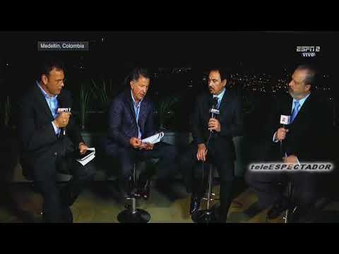Juan Carlos Osorio DT de la seleccion mexicana entrevistado en Futbol Picante (3/3)
