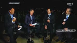 Juan Carlos Osorio DT de la seleccion mexicana entrevistado en Futbol Picante 33