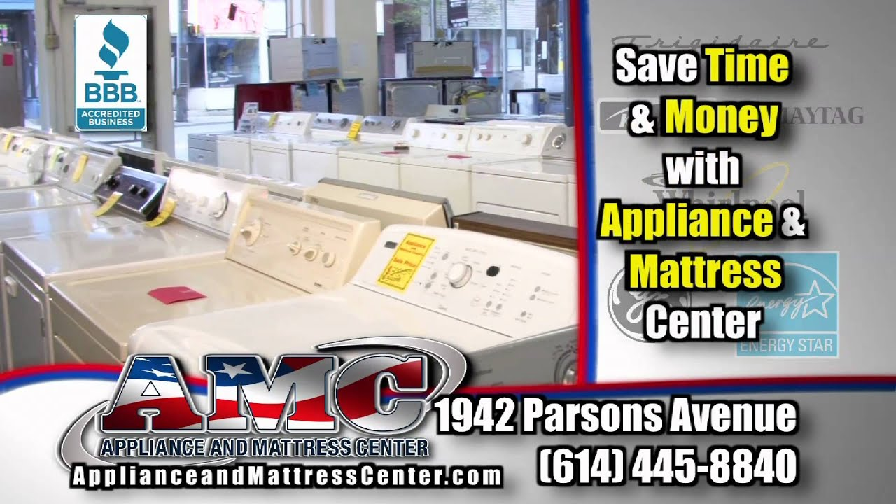 Scratch And Dent Appliances Ohio Appliance And Mattress Center Scratch And Dent Columbus Oh