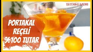 Portakal ReÇelİ HİÇ Bu Kadar Kolay Yapilmadi :) Orange Jam Homemade