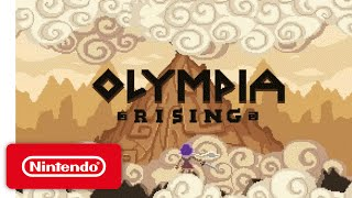 Olympia Rising - Game Trailer(Will you help Lola journey through the Underworld, fending off scary and deadly creatures, as she makes her way to Mount Olympus? Chain together deadly ..., 2016-06-09T16:00:04.000Z)