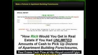 Gambar cover Commercial Foreclosure Real Estate Cash Flow System - Review
