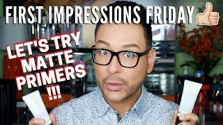 Which Primer is Best for Oily Combination Skin? | First Impressions Cover FX Primer | mathias4makeup