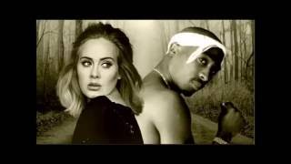 Video 2pac Ft Adele   Hello To Changes download MP3, 3GP, MP4, WEBM, AVI, FLV Oktober 2017