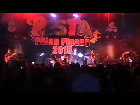 XPDC - ULAT & KULAT Live @ Pesta Penang 31.12.2015