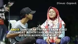 Lagu Dedek Ku Sayang Cover Dimas Gepenk