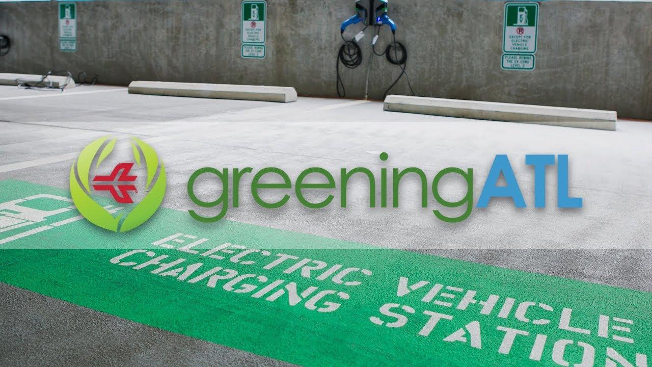 GreeningATL   ATL   Hartsfield-Jackson Atlanta International