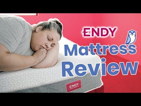 Endy Mattress Review   Canada's Best Mattress?