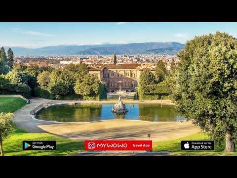 Jardins De Boboli – Première Partie – Florence – Audioguide – MyWoWo  Travel App