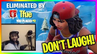 "You Laugh You Use: Creator Code ""POWER"" (Funny Fortnite Compilation) *VERY HARD*"