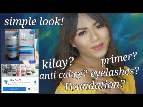 MAKEUP PROBLEMS are SOLVED | neat feat | YANYAN ESTEBAN