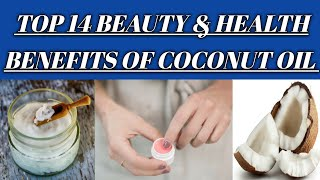 Top 14benefits of coconut oil|What happens to your skin and hair when you use coconut oil Urdu/Hindi